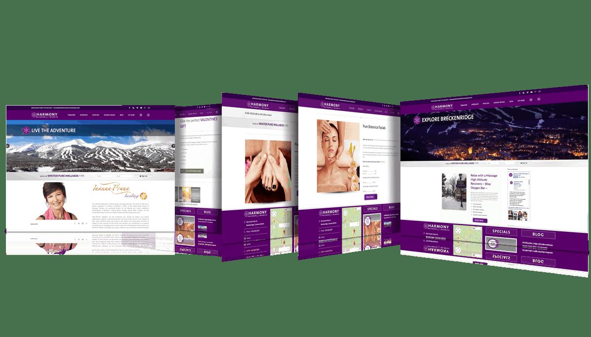harmony_website